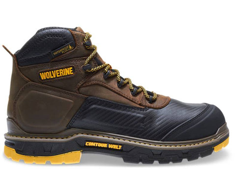 "Wolverine - OVERPASS INSULATED 6"" BOOT W10721"