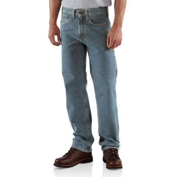 Carhartt Style # B480: Men's Traditional-Fit Jean – Straight Leg