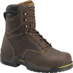 "Carolina - Men's 8"" Waterproof Insulated Broad Toe Work Boot - CA8021"
