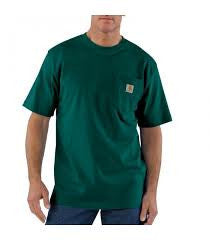 Carhartt - Men's Workwear Pocket Short-Sleeve T-Shirt - K87