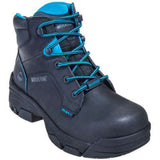 "Wolverine - Women's MERLIN WATERPROOF COMPOSITE-TOE EH 6"" WORK BOOT - W10384"