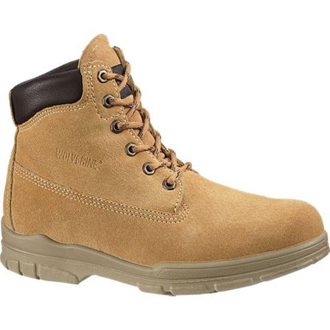 "Wolverine Boot - 10322 Steel Toe DuraShocks®Trappeur Insulated Waterproof 6"" Work Boot (Formerly W03710)"