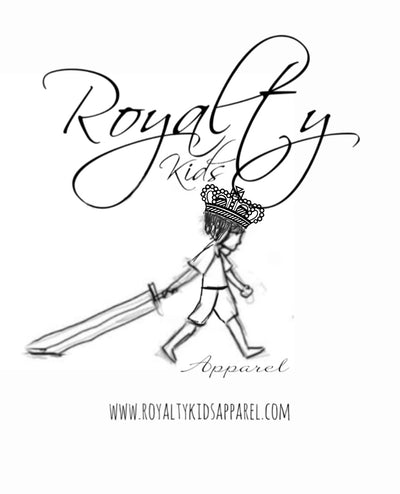 Royalty Kids apparel