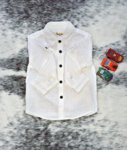 Controller button up shirt