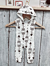 Badass hooded jumpsuit