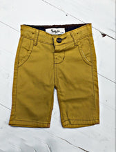 FRONT ROW chino shorts