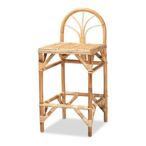 Seville Rattan Counter Stool - Cool Stuff & Accessories