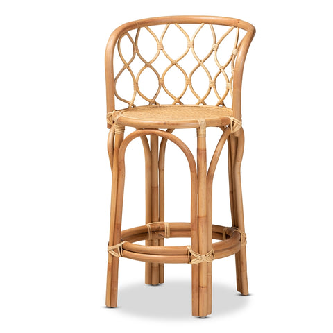 Diana Rattan Counter Stool - Cool Stuff & Accessories
