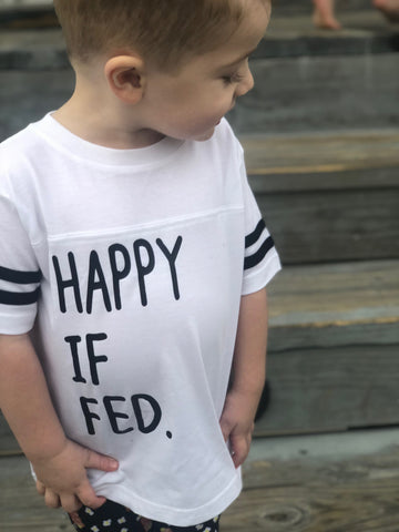 Happy if Fed.