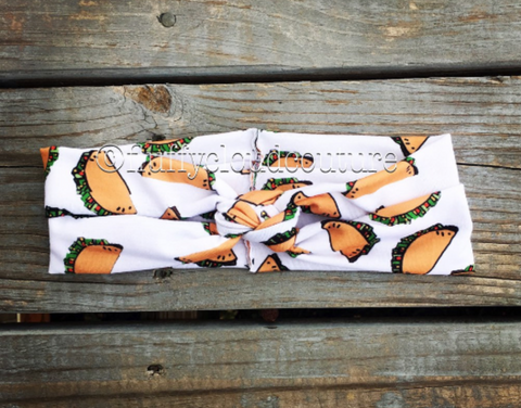 Headbands - Multiple Styles and Sizes (Tacos, Pizza, Pancakes, Sushi, Bacon!)