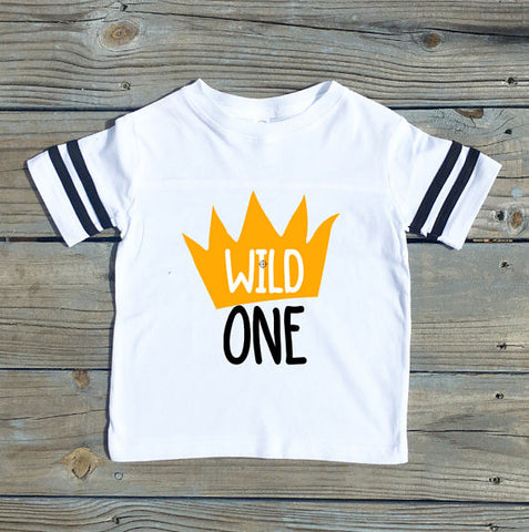 Wild One - Infant/Toddler/Youth Shirt