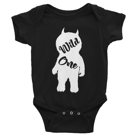Wild One - Infant Bodysuit