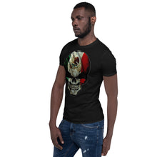 Short-Sleeve Unisex T-Shirt Mexican punisher