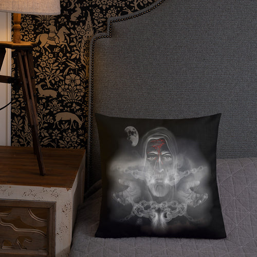 Chain Breaker pillow