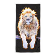 Towel Lion of Judah
