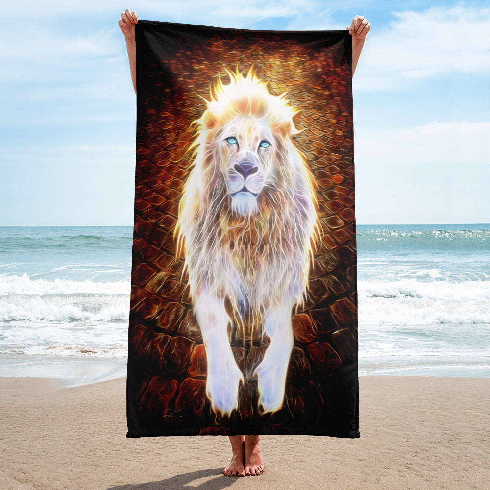 Towel Judahs Lion