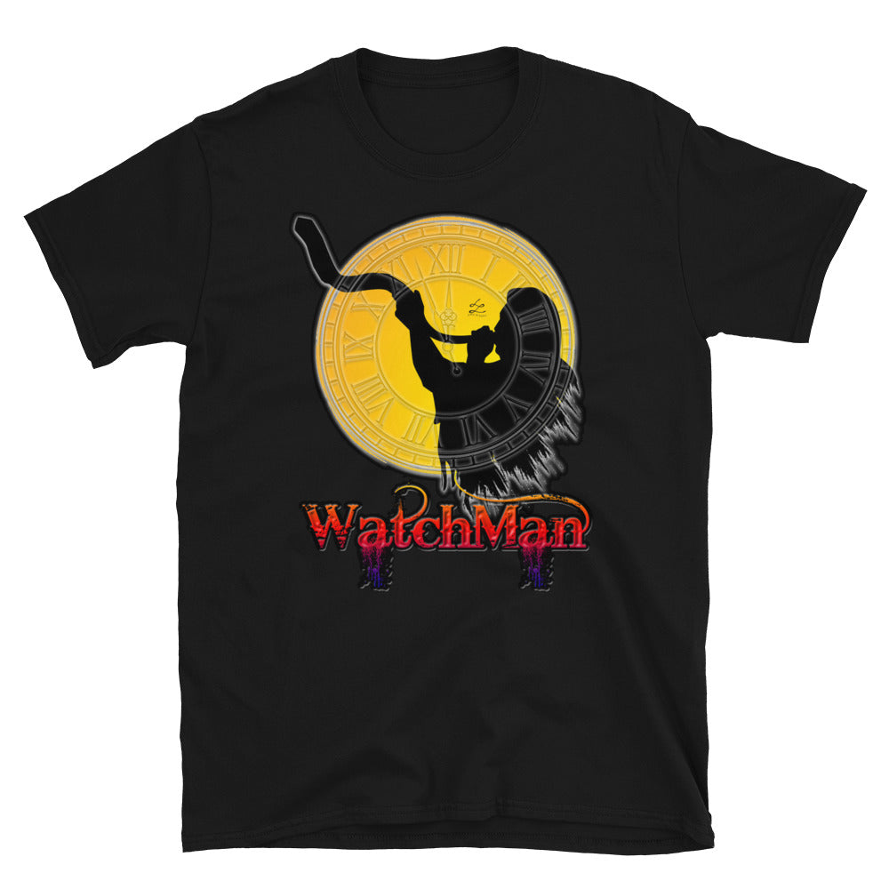 Short-Sleeve Unisex T-Shirt Sound the Watchman