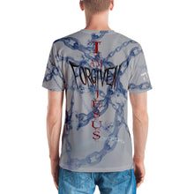 Men's T-shirt Gray Chain-Breaker/Forgiven