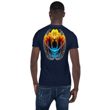 Short-Sleeve Unisex T-Shirt Spirit Burn ss