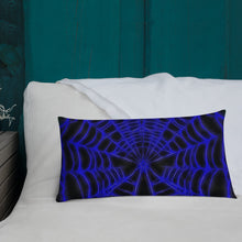 Premium Pillow Red Blue web