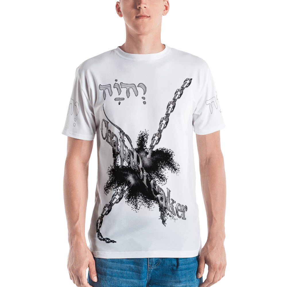 Men's T-shirt ChainBreaker Curse