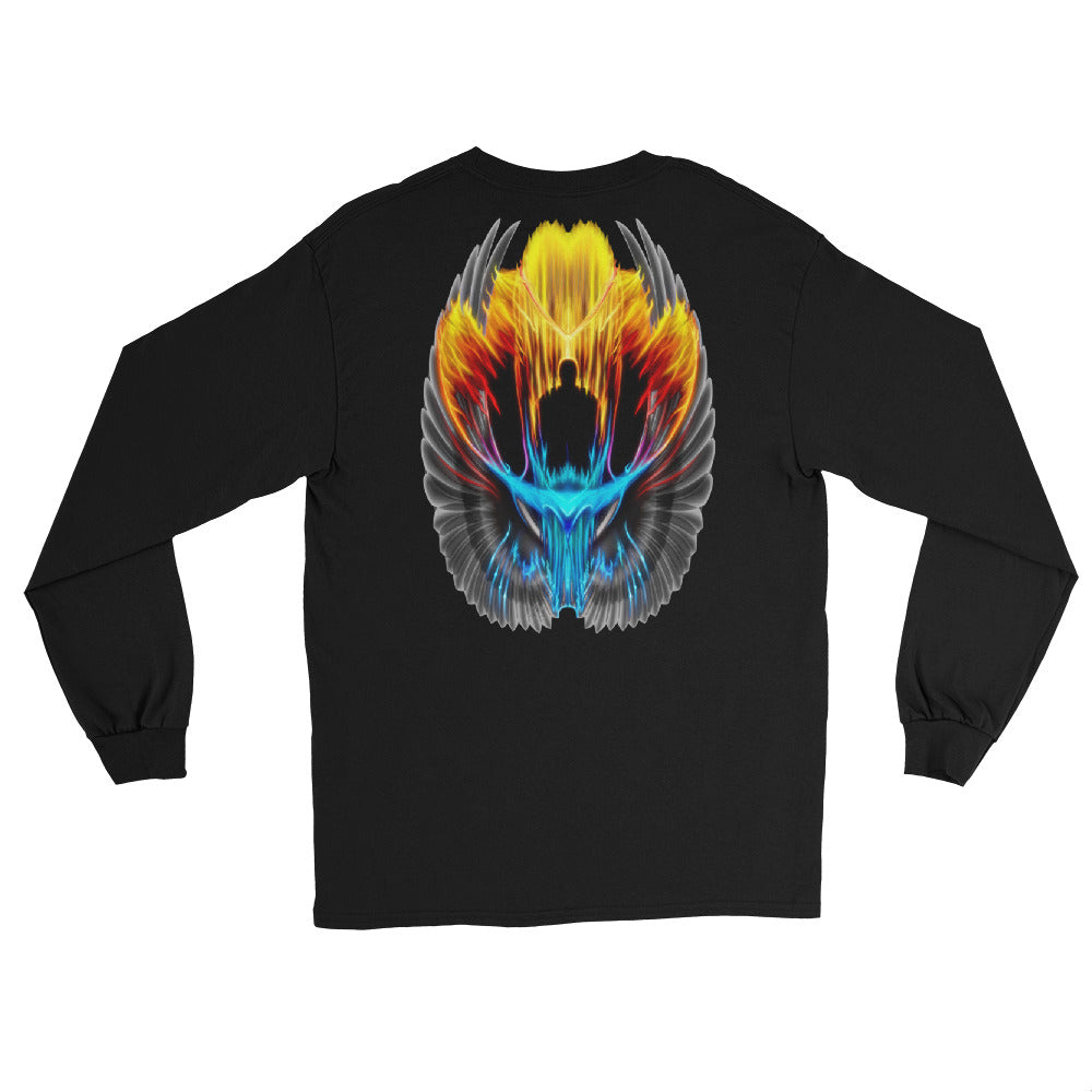 Long Sleeve T-Shirt Spirit Burn ls