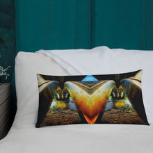 Premium Pillow Ancient Light/ Bridge Beak