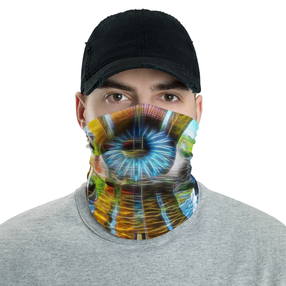 Neck Gaiter Eye see you