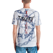 Men's T-shirt Chain-Breaker/Forgiven