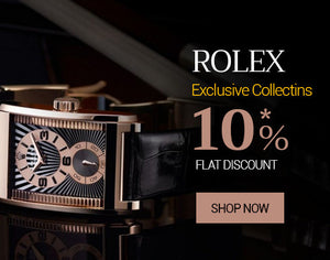 Royal Collection Of Rolex