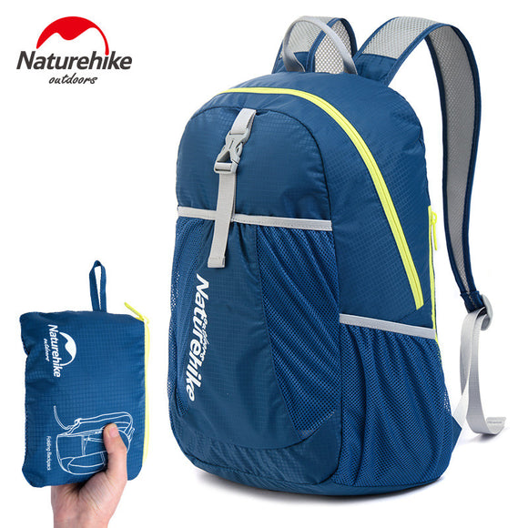 NatureHike Outdoor Backpack Ultralight  Leisure  hiking backpack hiking travel backpack male waterproof Mountaineer sports bag
