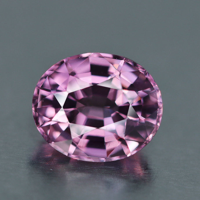 Rare Burma Vivid Pink Spinel Engagement Ring Quality