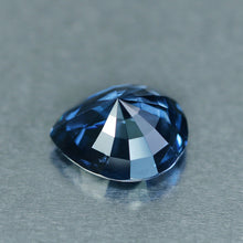 Vivid Blue Spinel, Rivals Top Sapphire Color