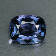 3.73 Carat Color Change Spinel Blue to Violet, Burma VVS+