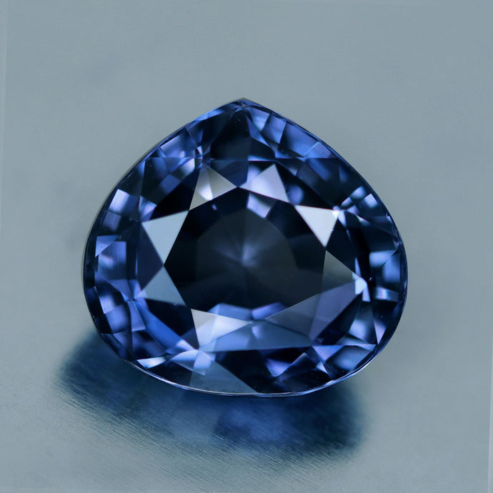 Blue Spinel, 3.90 Ct. Classic Color Change, Blue to Violet, VVS