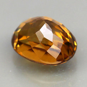 2.70 Grossular (Mali) Garnet, Golden Yellow, Oval, VVS, Mali, West Africa
