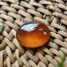 Wholesale pricing on 21.74 carat hessonite garnet
