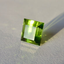 Burmese Peridot 8.88 ct. Vivid Neon Green Flawless to VVS