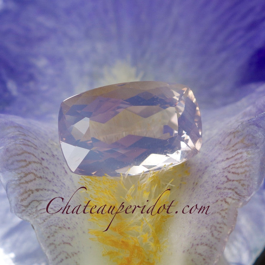 A special color of amethyst prized by French Nobility is Rose De France.