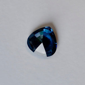Blue Spinel, 2.43 ct. Pear Cut, Burma, No Treatment