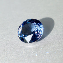 Ink Blue Spinel, Top color