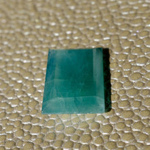 Grandidierite, 8.88 Ct. Rare, Translucent, Good Color, Step Cut