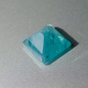 6.40 Carat Faceted Grandidierite Translucent Blue Green Rare