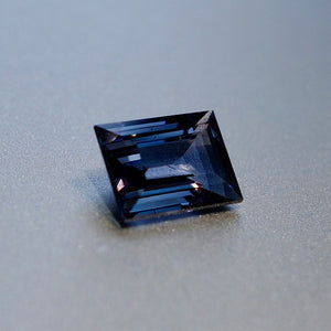 Burmese Blue Spinel 1.25 Carat, Rarest Material from M'gok, Burma.