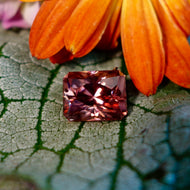 Sherry Zircon with award-winning Regal Radiant cut, VVS 8.83ct