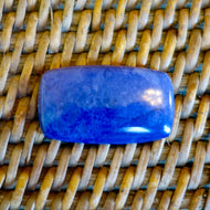 Bertrandite ( Tiffany Stone ), 30.65 ct Purple Cabochon AAA RARE