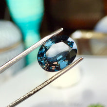 Blue Spinel, 3.52 Ct. Oval Cut, Sri Lanka