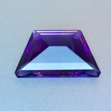 Amethyst, 11.55 ct. Deep Violet Plum, American Arizona, United States, Four Peaks Mine, Unheated