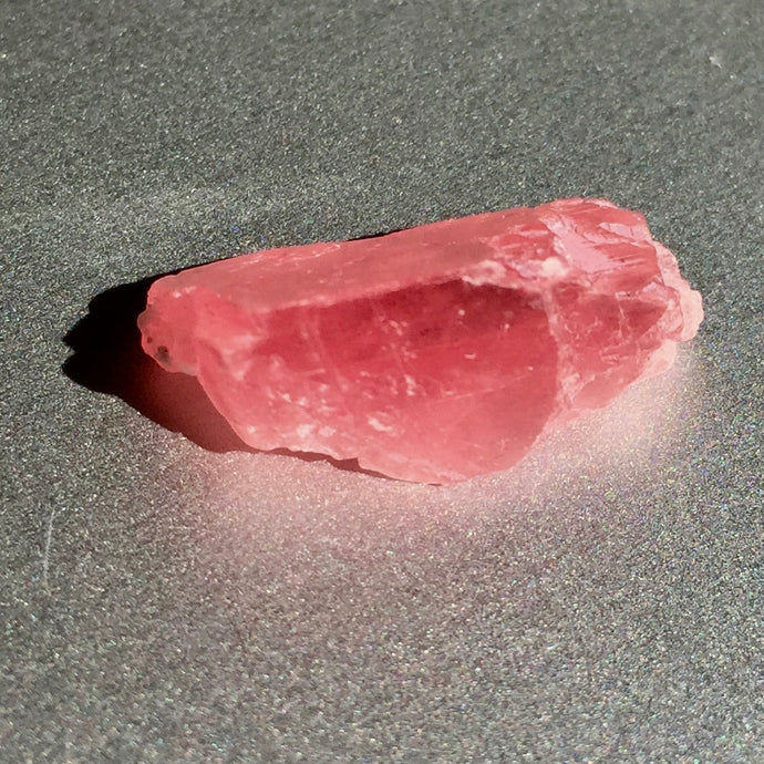 Sweet Home mine rhodochrosite rough.