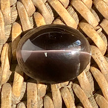 Eye Sillimanite, 15.67 ct. Precious African Gem, Razor Sharp Eye